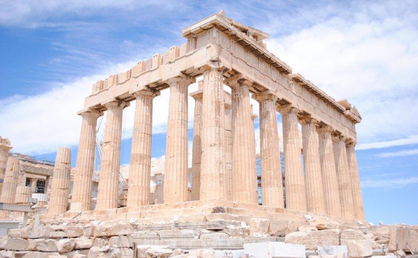3 nopti City break de 1 martie la Atena – 78euro