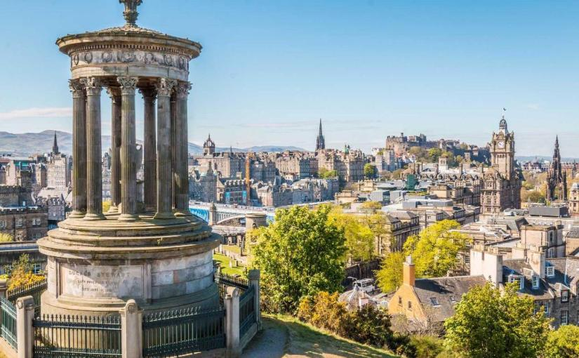 City break 5 nopti Edinburgh, zbor direct din Bucuresti, in perioada 12-17 februarie 2020 – 157euro