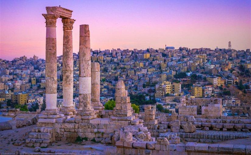 City Break 4 nopți cu mic dejun in Amman, Iordania, în perioada 21-25 aprilie 2020 – 175 euro. Excursie optionala Petra-98$.