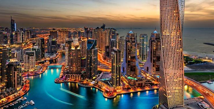 Sejur 8 nopti 4* in Dubai 388 euro, 5* – 529 euro, in perioada 18-26 februarie 2020, zbor WizzAir dinBucurești