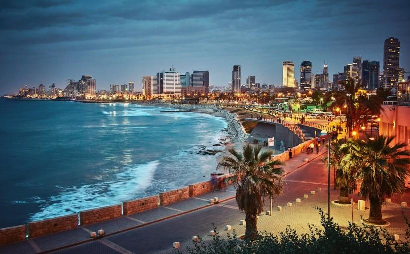 🔥 Sejur 7 nopți la Tel Aviv – 181 euro, în perioada 7-14 martie 2020, zbor direct din București cuRyanair