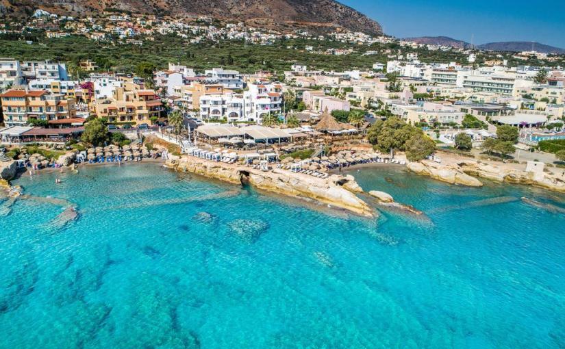 Sejur de 7 nopți in Hersonissos- Creta, in perioada 6-13 iunie 2020 – 234 euro, zbor dinBucurești