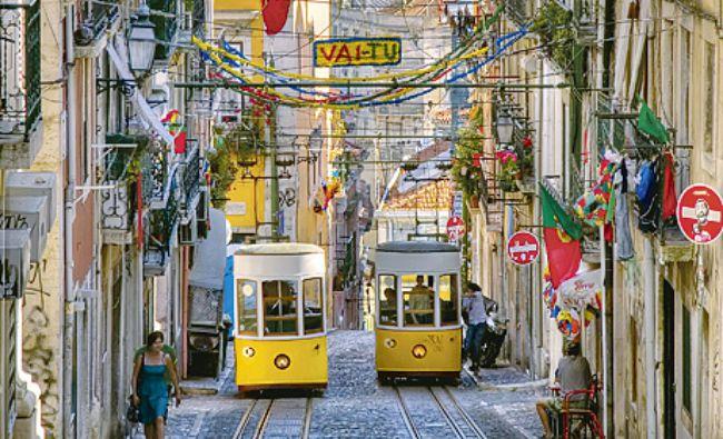 Sejur 7 nopți in Lisabona – 220 euro, in perioada 11-18 martie 2020, zbor dinBucurești