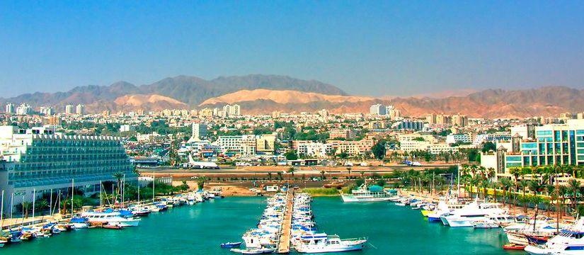 Minivacanta 4 nopti in Eilat, Israel – 152 euro, in perioada 3-7 martie 2020, zbor direct din București cu Wizz Air si in alte perioade, de la 27euro.