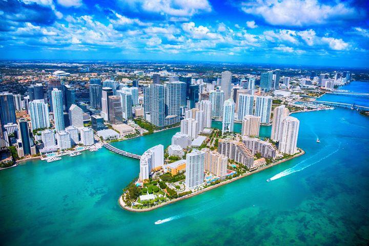 Sejur o săptămână la Miami – 691 euro, in perioada 22-29 aprilie 2020, zbor din București cuLufthansa/Swiss