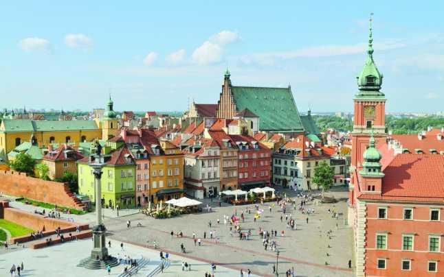 Mini-vacanta 5 zile in  Varșovia, 109 euro, in perioada 11-16 martie 2020, zbor dinBucurești