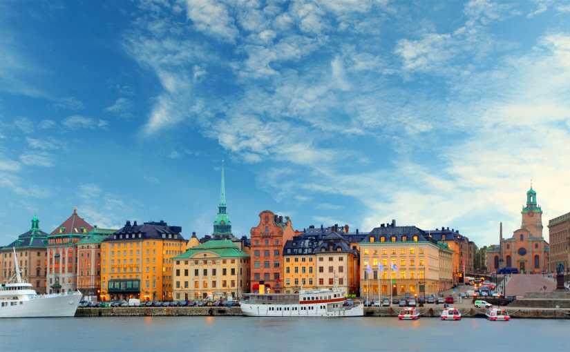 City Break la Stockholm – 147€ (zbor din București și cazare 4 nopți cu mic dejun) in perioada 26-30 martie2020