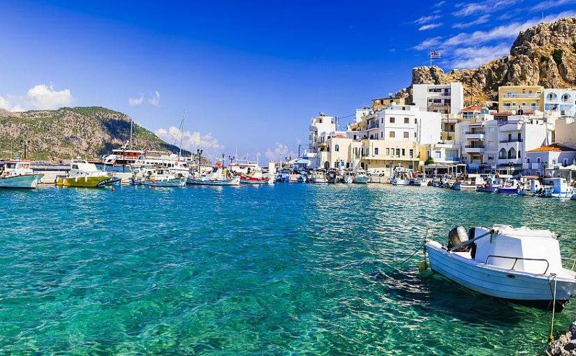 Sejur in perioada 14-21 iunie in insula Karpathos la doar 250 euro, 7 nopți cu mic dejun, zbor din București cu AegeanAirlines