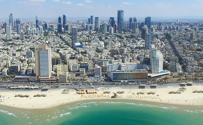 Sejur 4 nopți in Tel Aviv  – 161 euro, in perioada 25-29 februarie 2020, zbor din ClujNapoca