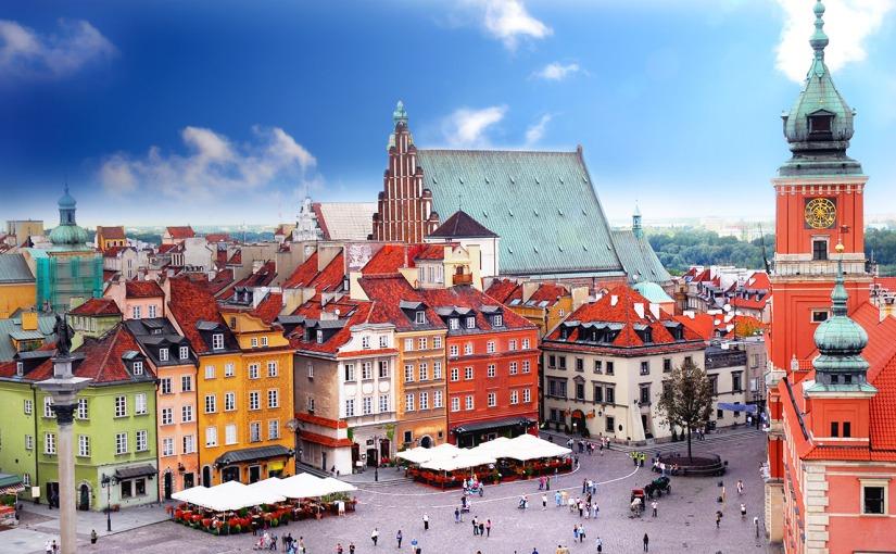 💥 City Break 5 nopți in Varsovia – 95 euro, in perioada 11-16 martie 2020, zbor din București cuWizzair